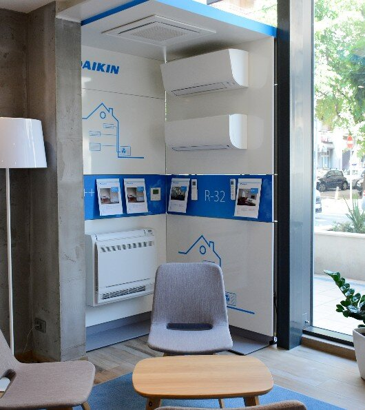 showroom daikin sibiu